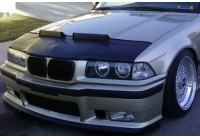 Motorkapsteenslaghoes BMW M3 E36 1996-1999 zwart