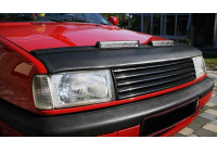 Motorkapsteenslaghoes Volkswagen Polo 86C 1990-1994 carbon-look