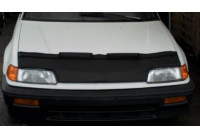 Motorkapsteenslaghoes Honda Civic 1988-1991 zwart