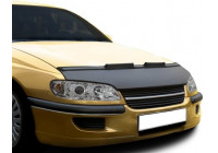 Motorkapsteenslaghoes Opel Omega B 1994-1999 carbon-look