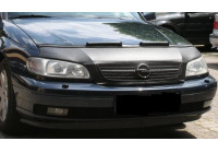 Motorkapsteenslaghoes Opel Omega B 2000-2004 carbon-look