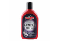 Turtle Wax FG6953 Protect & Shine Bumper & Tyre Gel 500ml