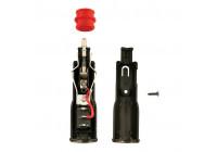 Aanstekerplug met schakelaar 12V
