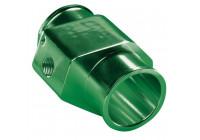 T-adapter 28mm groen for watertemp. sensor