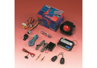 Universeel alarmsysteem met Ultrasoon incl. 2 afstandsbedieningen