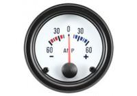 Performance Instrument Wit Ampere -60>+60 52mm