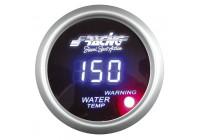 Simoni Racing Digitaal Instrument - watertemperatuur 40-120gr. - 52mm