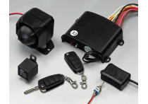 Multifunctional CarAlarm LC211A + 2x (klapsleutel)