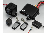 Multifunctional CarAlarm LC211A + 2x