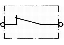 Schakelaar, deurcontact