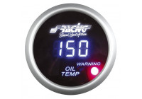 Simoni Racing Digitaal Instrument - olietemperatuur - 52mm