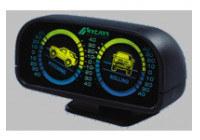 Universele Auto Pitching & Rolling meter