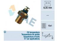 Sensor, olietemperatuur