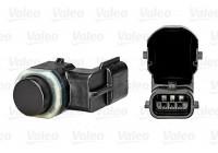 Sensor, park distance control 890016 Valeo