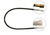 Snelheidsmeterkabel K43139 ABS
