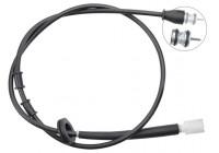 Snelheidsmeterkabel K43153 ABS