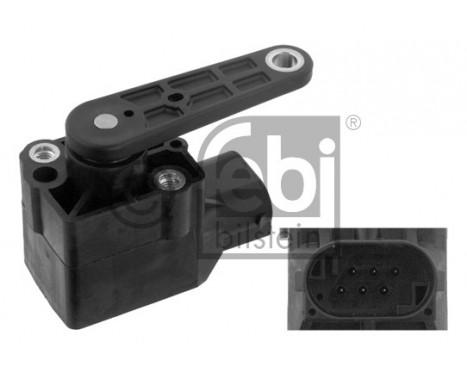 Sensor, Xenonlicht (lichtstraalregeling) 34586 FEBI, Afbeelding 2