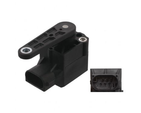 Sensor, Xenonlicht (lichtstraalregeling) 37932 FEBI