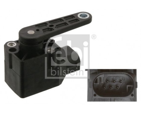 Sensor, Xenonlicht (lichtstraalregeling) 38771 FEBI, Afbeelding 3