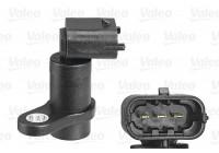 Sensor, kamaxelposition 253818 Valeo