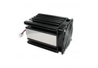 Inverterare 24 -> 12 volt 60 ampere