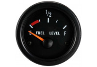Performance Instrument Black Fuel level 52mm