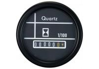 Performance Instrument Black Hour meter 52mm