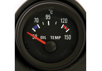 Performance Instrument Black Oil temperature 50-150C 52mm
