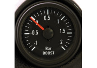 Performance Instrument Black Turbo pressure +2.0> 1 bar 52mm