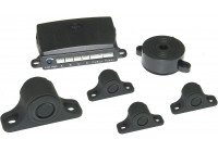 ParkSafe 'Under-Mount' parking sensor (12 / 24V)