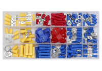 Assortment of cable shoes 160 pieces