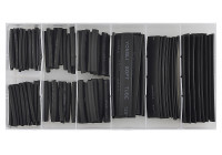 Assortment of shrink stockings 127 pieces