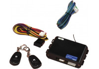 Universal remote control set for original central door locking systems