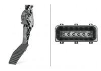 Sensor, accelerator pedal position