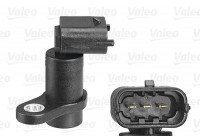 Sensor, camshaft position 253818 Valeo