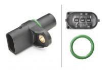 Sensor, camshaft position 6PU 009 121-701 Hella