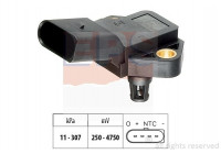 Air Pressure Sensor, height adaptation Made in Italy - OE Equivalent Facet 10.3075 EPS Facet