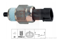 Switch, reverse light Made in Italy - OE Equivalent 1.860.142 EPS Facet