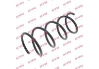 Ressort de suspension K-Flex RH2947 Kayaba