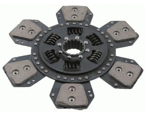 Disque d'embrayage 1878 600 518 Sachs, Image 2