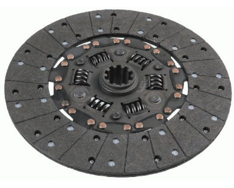 Disque d'embrayage 1878 600 557 Sachs, Image 2