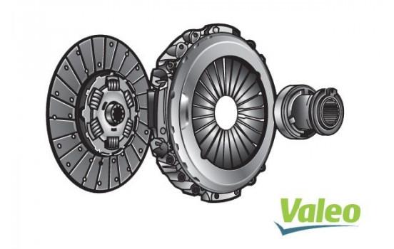 Kit d'embrayage 827541 Valeo