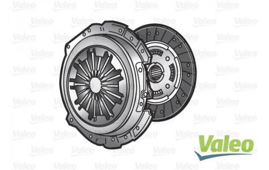 Kit d'embrayage KIT2P 832096 Valeo