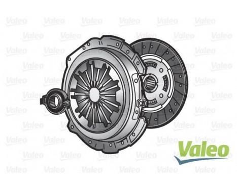 Kit d'embrayage KIT3P 006757 Valeo, Image 4