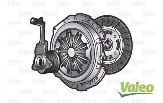 Kit d'embrayage KIT3P (CSC) 834167 Valeo