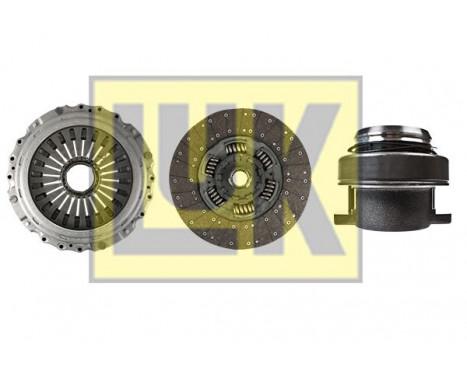 Kit d'embrayage LuK RepSet 643 3450 00, Image 2