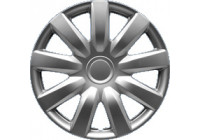Jeu d'enjoliveurs de roues Alabama 15 pouces, bronze à canon