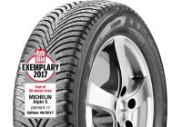 Michelin Pilot alpin 5 suv xl 235/55 R19 105V