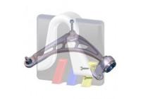 Bras de liaison, suspension de roue 96-09569-298 RTS