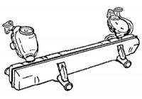 amortisseur arrière VAG VW033 Veneporte